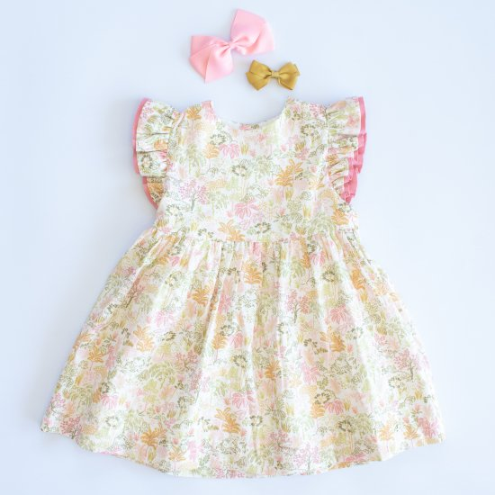 <img class='new_mark_img1' src='https://img.shop-pro.jp/img/new/icons14.gif' style='border:none;display:inline;margin:0px;padding:0px;width:auto;' />Amaia Kids - Liatris dress アマイアキッズ - ワンピース