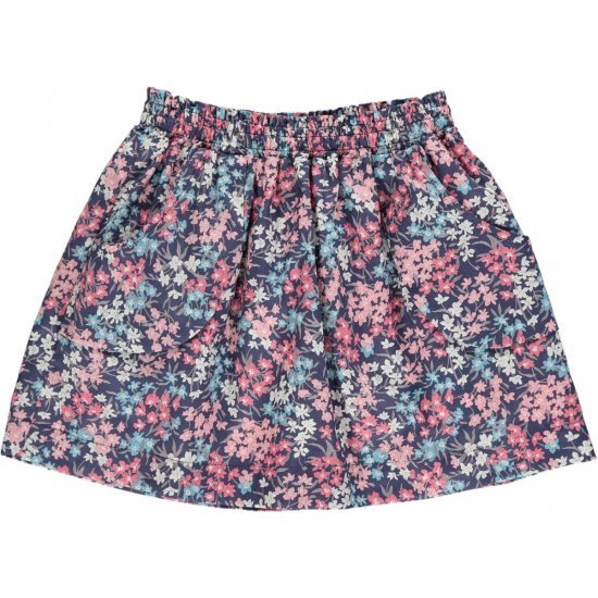 <img class='new_mark_img1' src='https://img.shop-pro.jp/img/new/icons14.gif' style='border:none;display:inline;margin:0px;padding:0px;width:auto;' />Amaia Kids - Laura skirt - Liberty アマイアキッズ - リバティプリントスカート