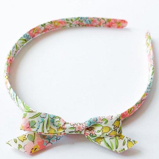 Amaia Kids - Hair Bands - Liberty Floral アマイアキッズ - リバティヘアバンド
