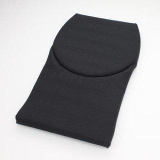 背部シートクッション・ブラックロゴ