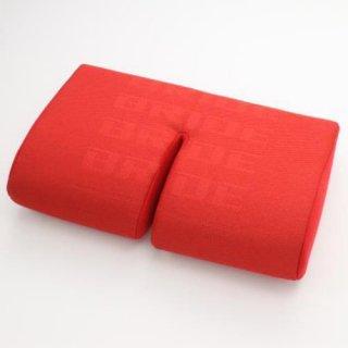 腿部シートクッション・レッドロゴ