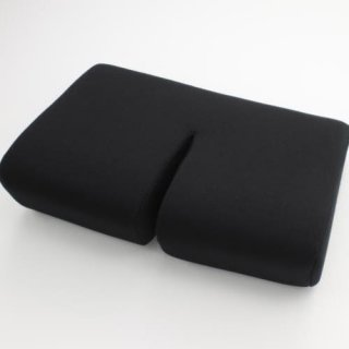 腿部シートクッション・ブラック