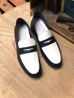 TRAVEL SHOES TR-016 NVY×WHITE