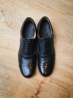 chausser men<br>C721<br>ドレスシューズ BLACK