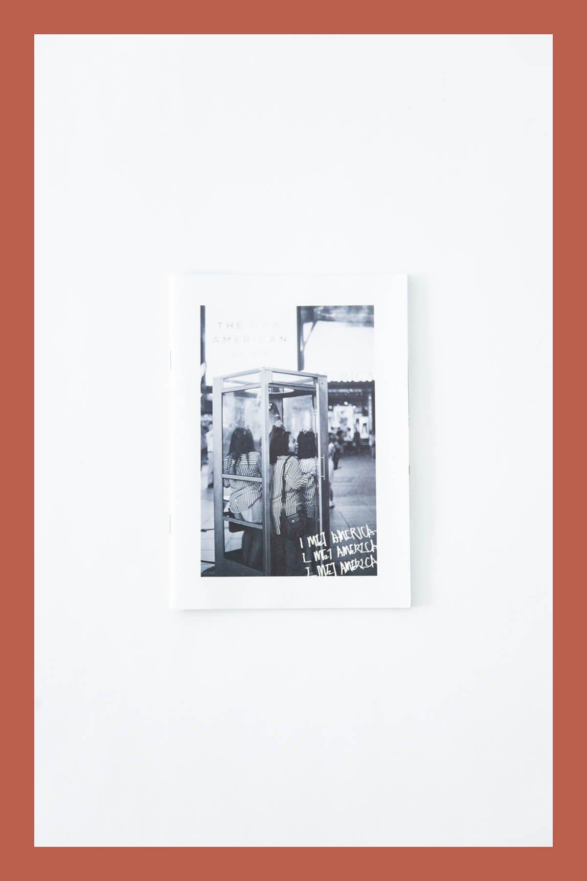 SHINPEI HANAWA / I MET AMERICA