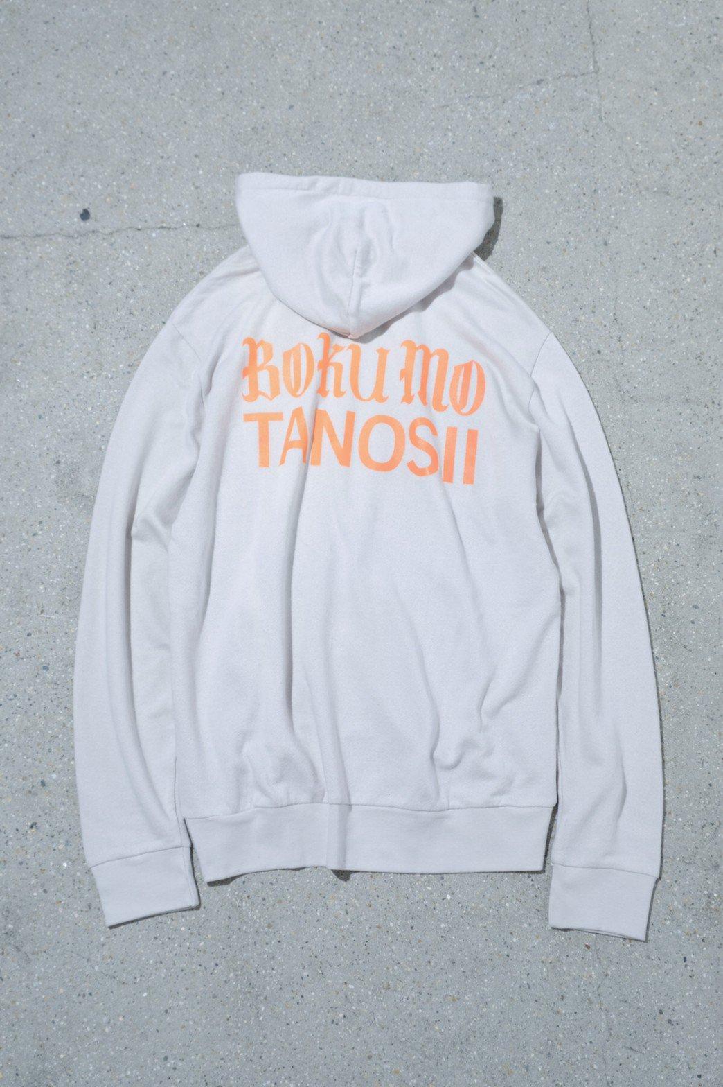 BOKU MO TANOSII × VIRGIL NOMAL / HOODY