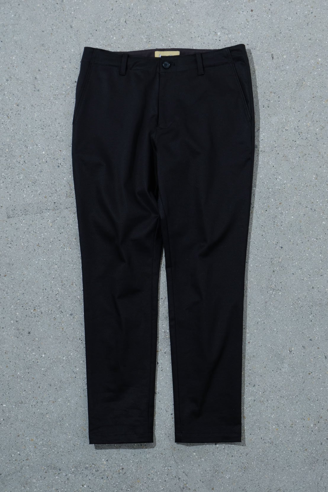 ORIGINAL MADE by IMA:ZINE / STRETCH TAPERED MASTER PANTS