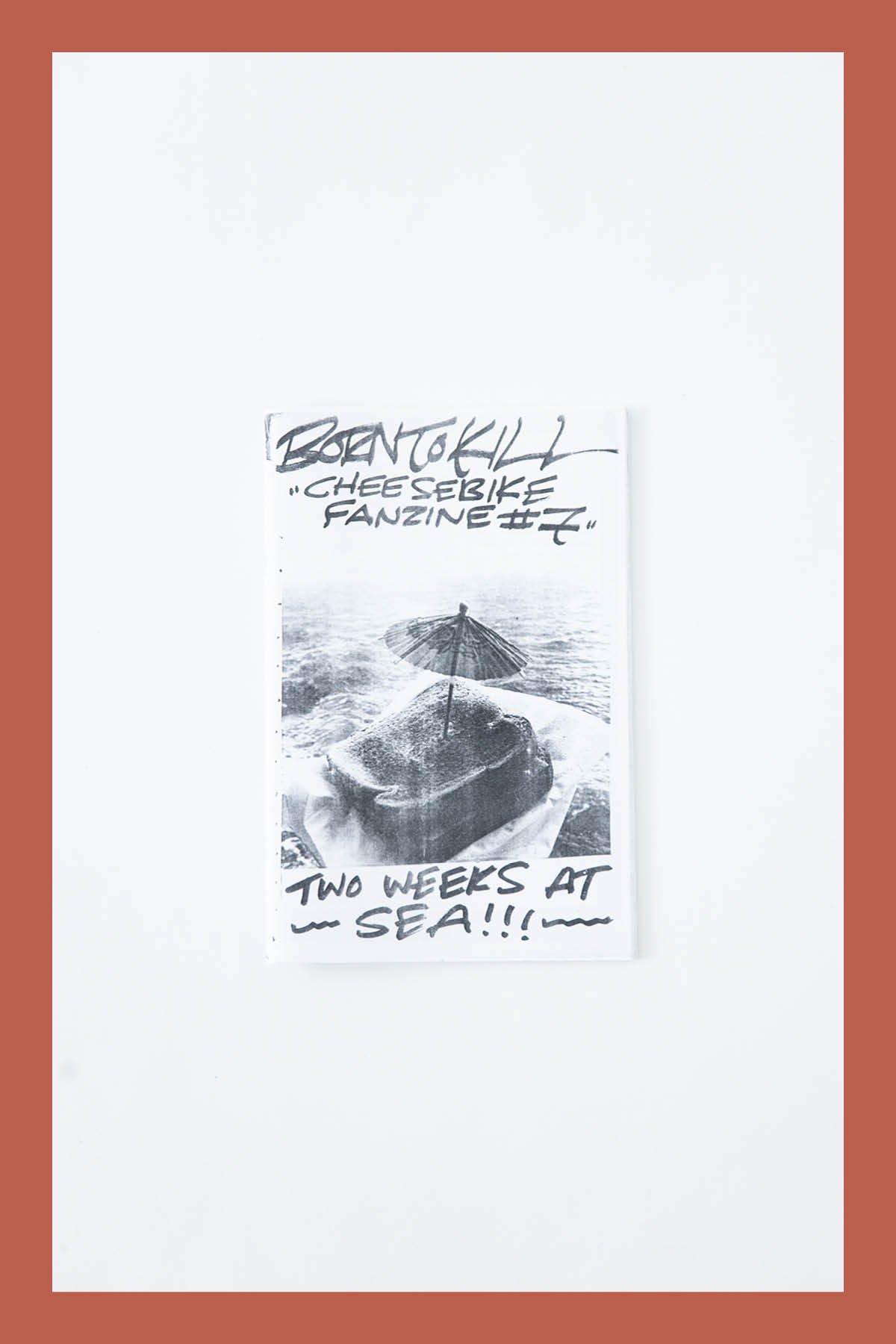 Pat McCarthy / BORN TO KILL ZINE #57