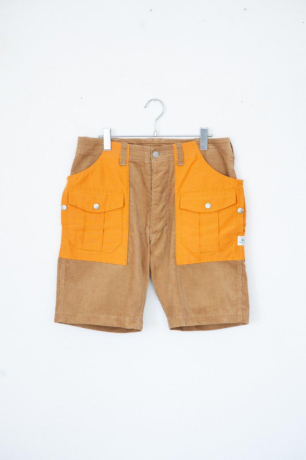 SASSAFRAS / Botanical Scout Pants1/2