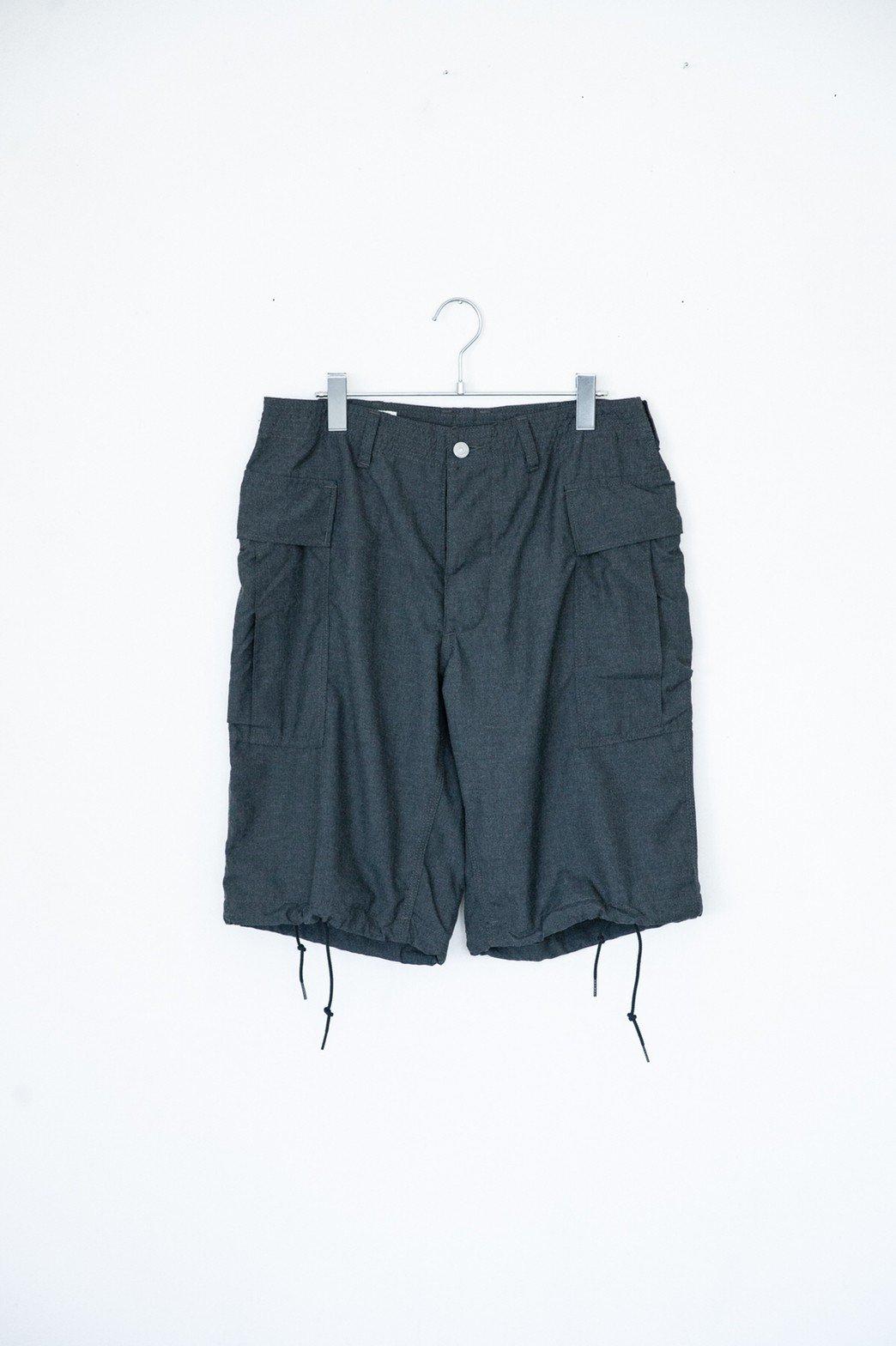 SASSAFRAS / Trug Fatigue Pants 1/2