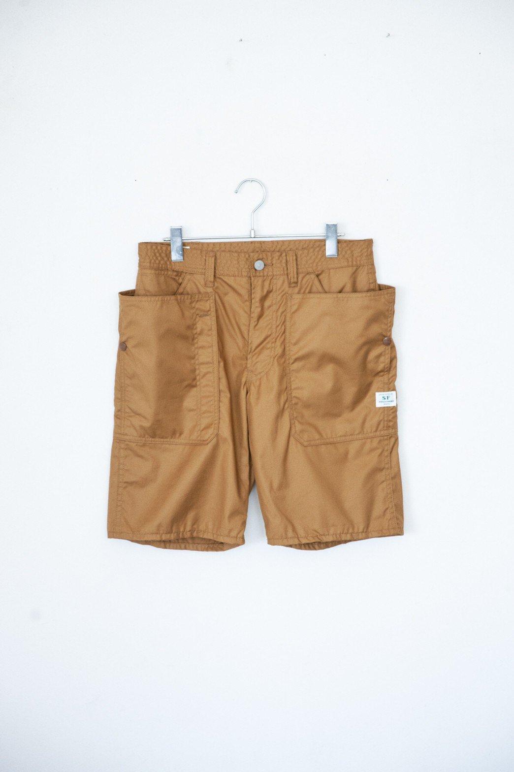 SASSAFRAS / Fall Leaf pants 1/2