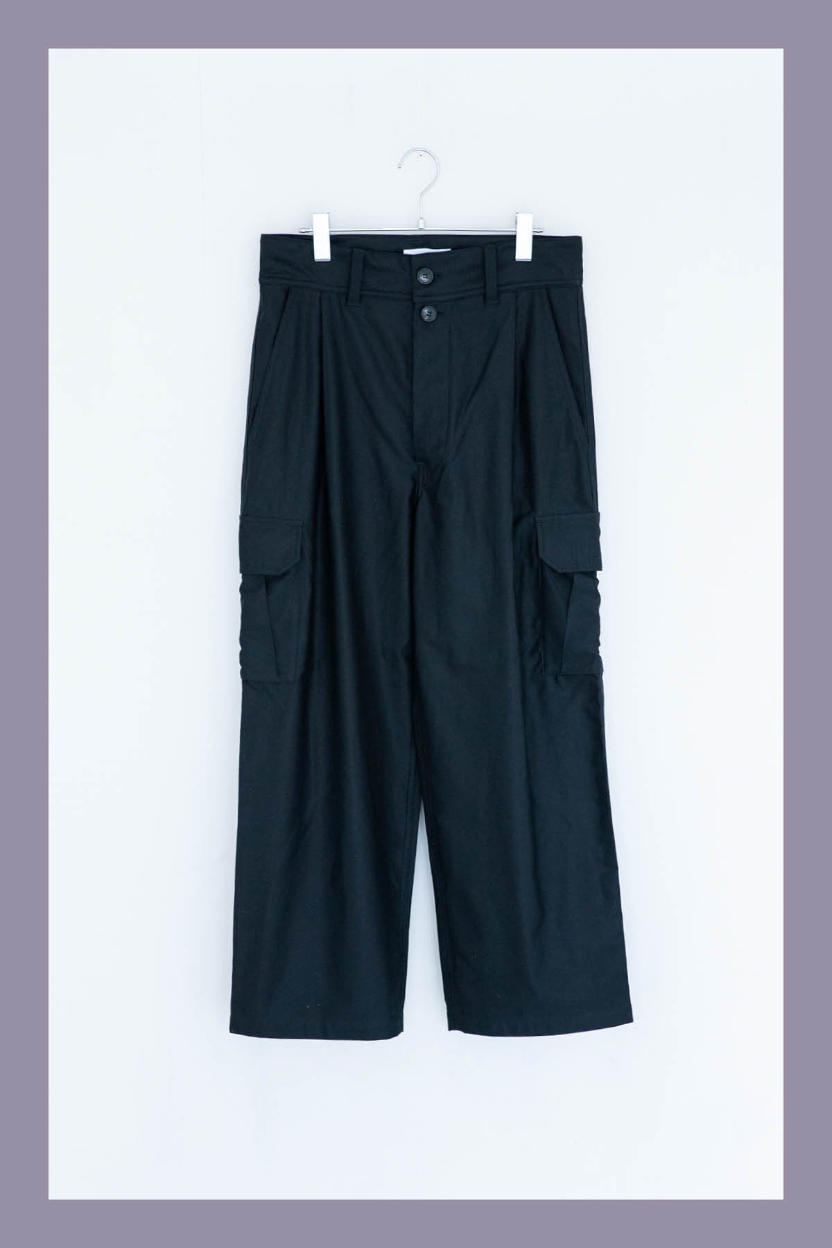SHO NAGATA / Cross Tack Trousers