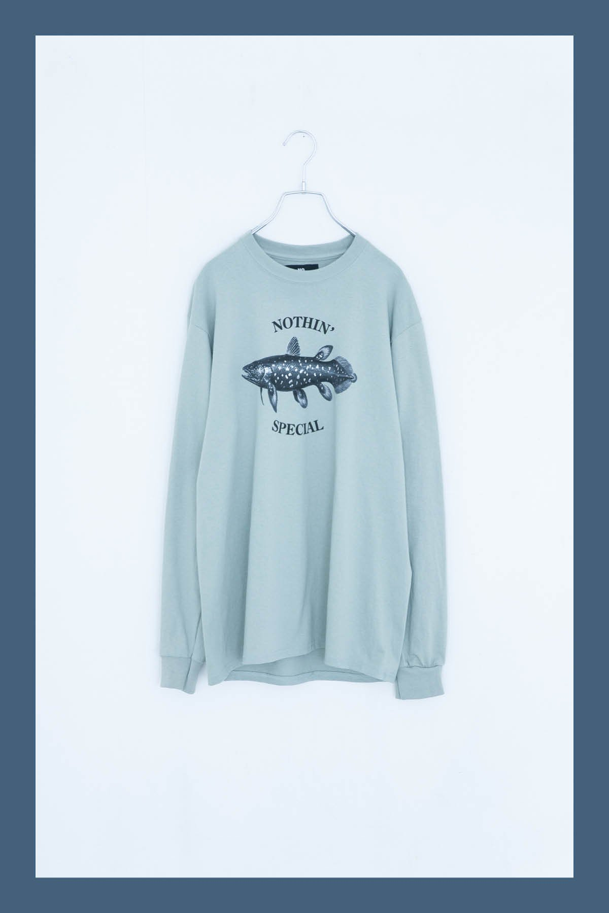 NOTHIN' SPECIAL / COELACANTH LONG SLEEVE