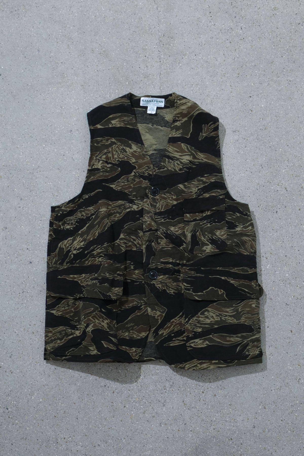 SASSAFRAS / Garden Tough Vest