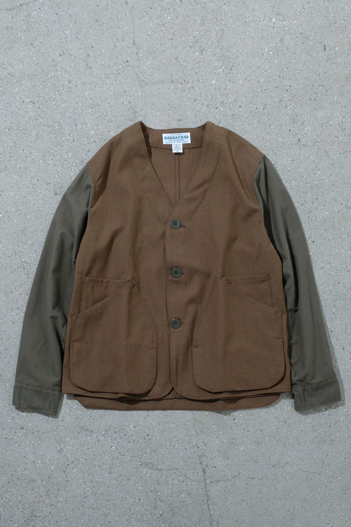 SASSAFRAS / Landscaper Vest+