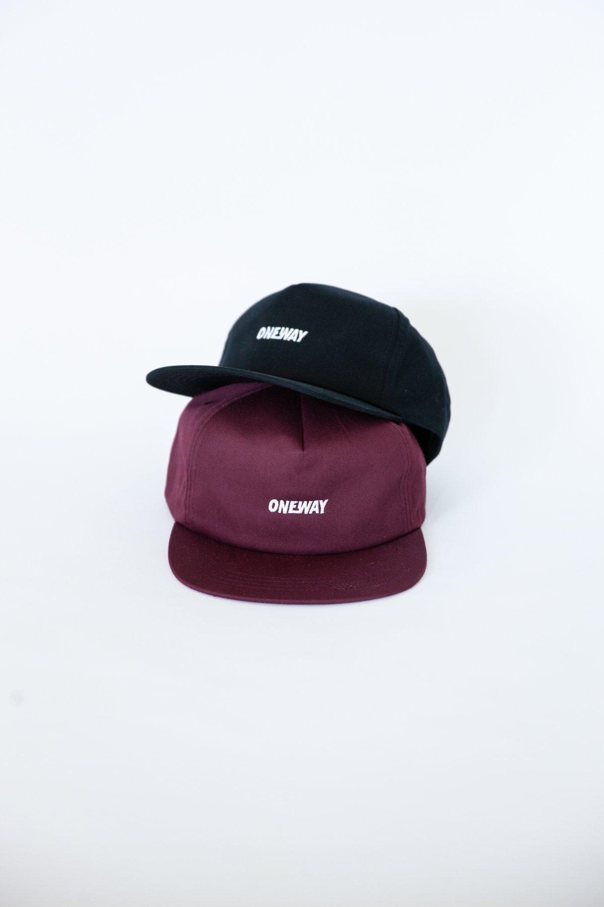 ONEWAY / ONEWAY LOGO CAP