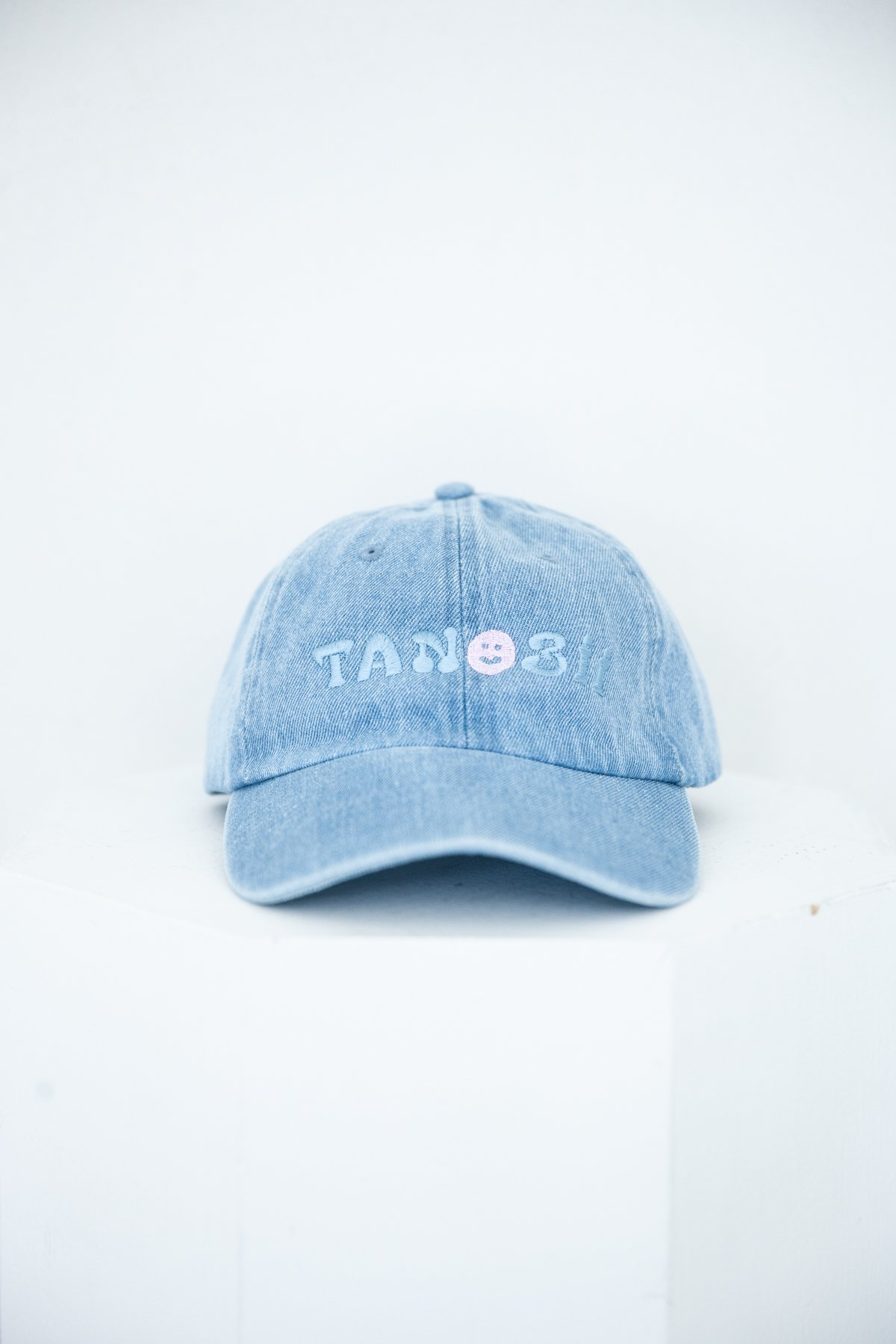 BOKU MO TANOSII × TOYAMEG / CAP BLUE