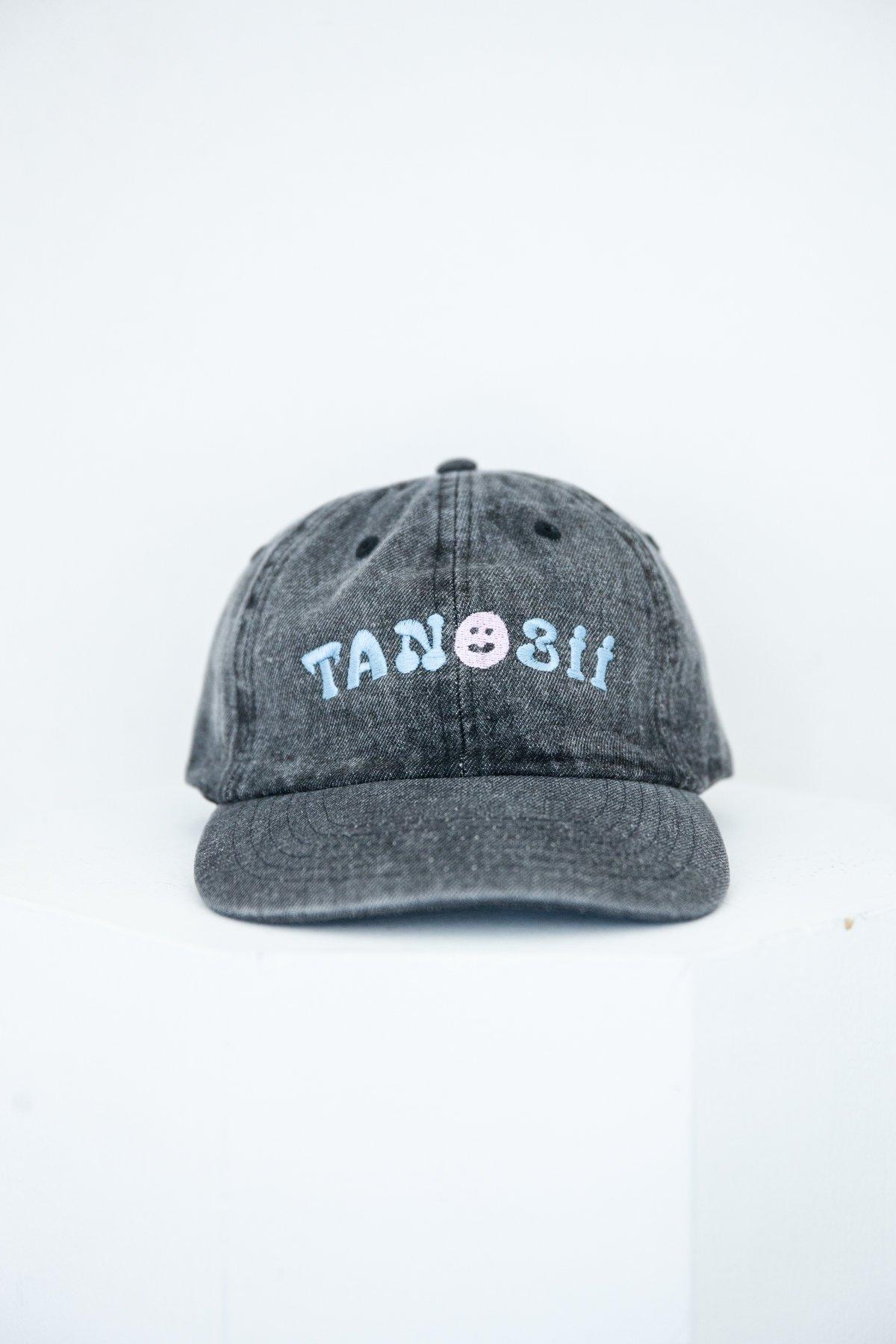 BOKU MO TANOSII × TOYAMEG / CAP BLACK