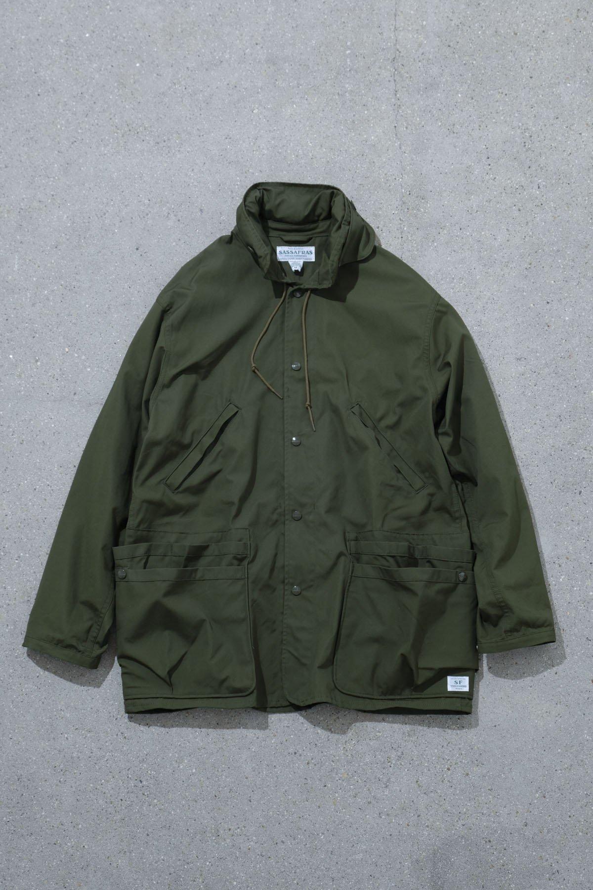 SASSAFRAS / Overgrown coat