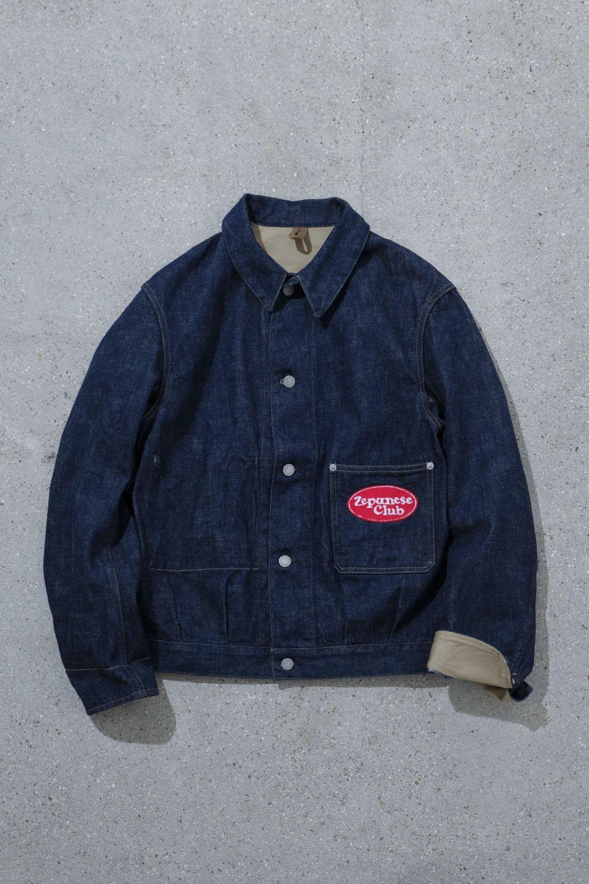 Zepanese Club × Scye / Work Jacket