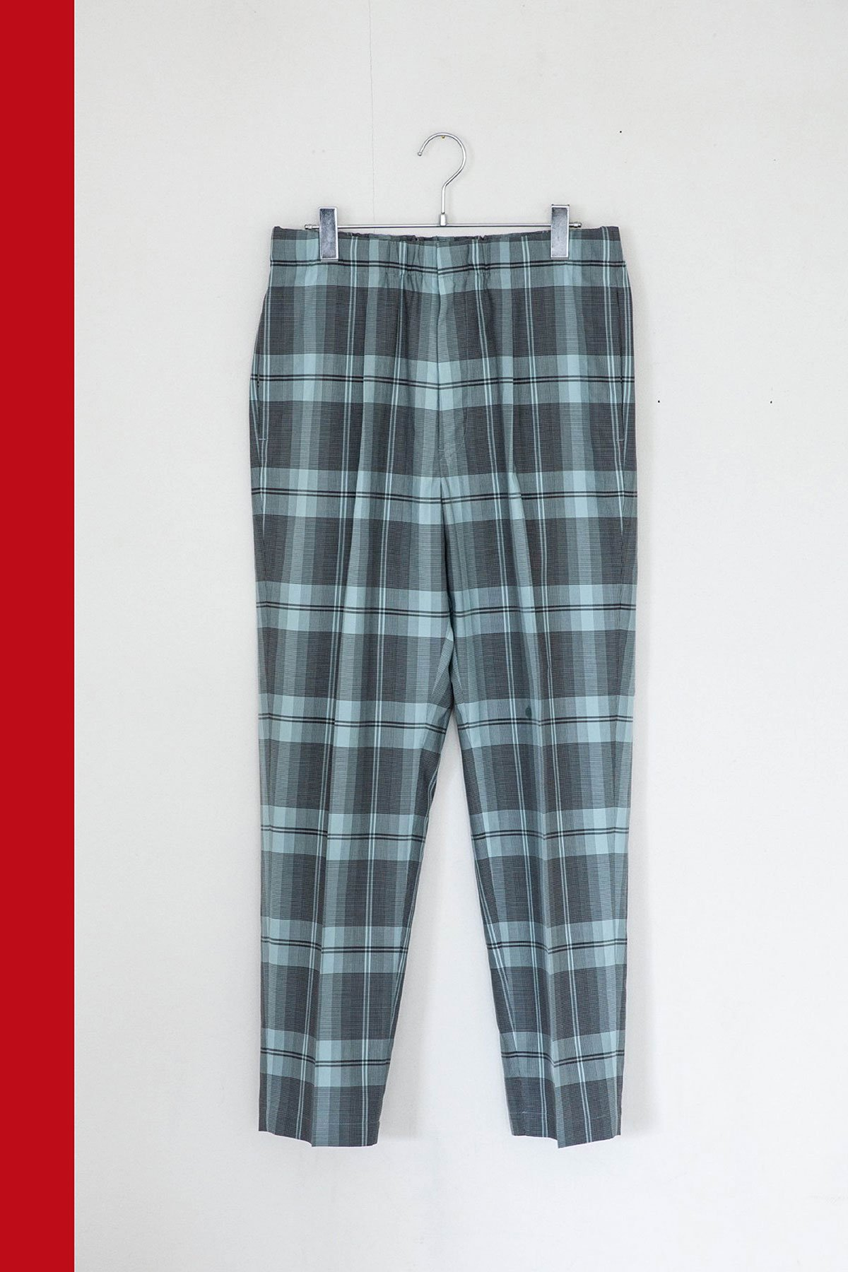 WELLDER / Drawstring Trousers