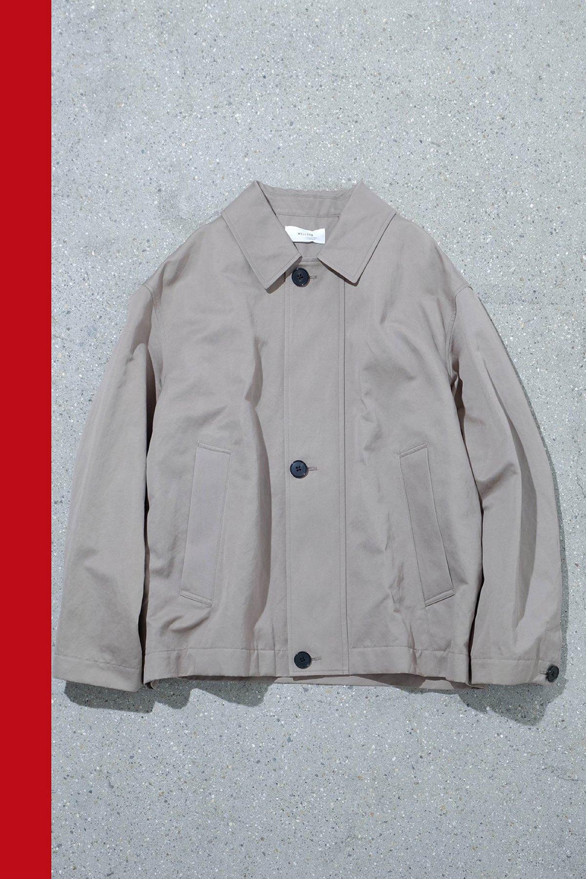 WELLDER / Deck Jacket Sling