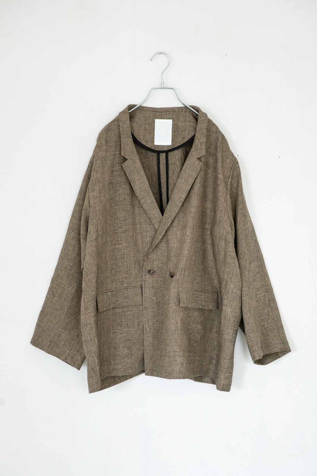 whowhat / DOUBLE WIDE JACKET
