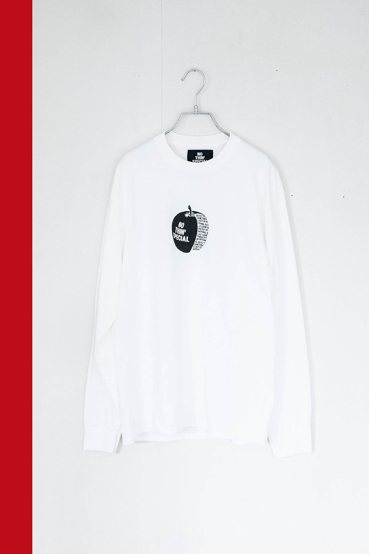 NOTHIN' SPECIAL / APPLE LONG SLEEVE