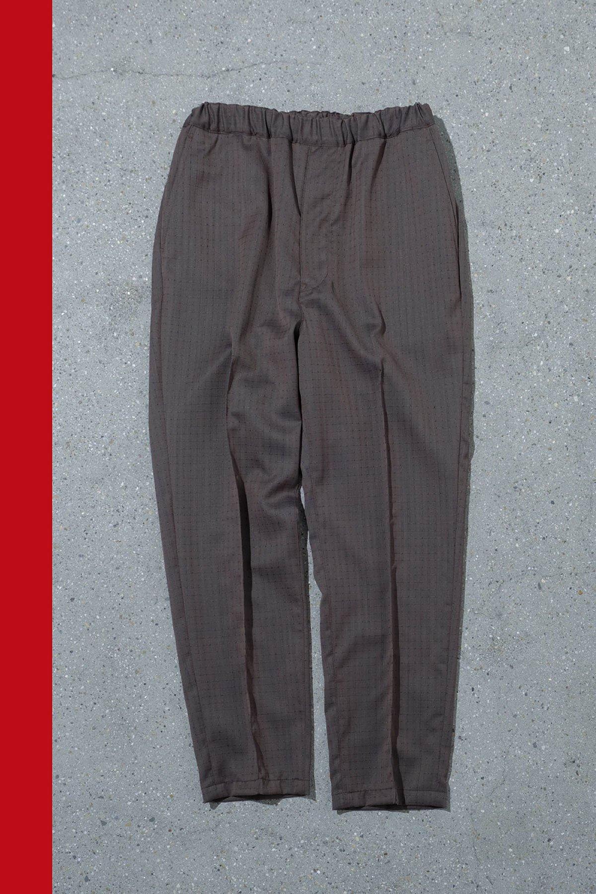WELLDER / Drawstring Trousers(Women's)