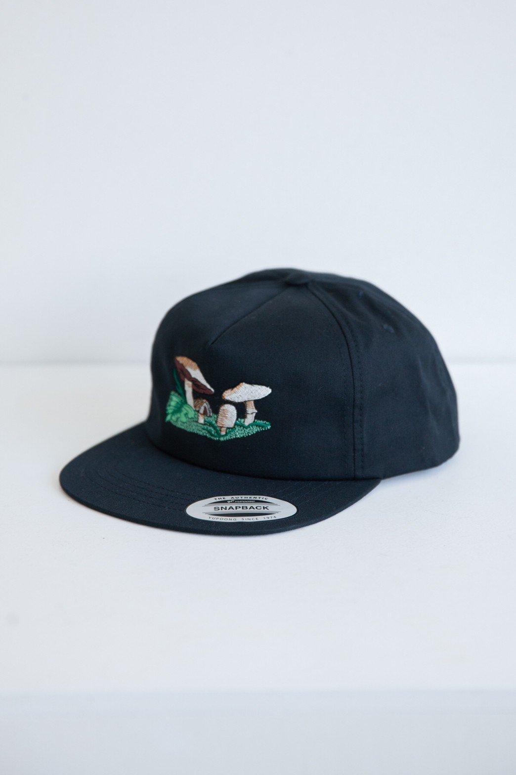 THE GOOD COMPANY / FUNGI CAP BLACK