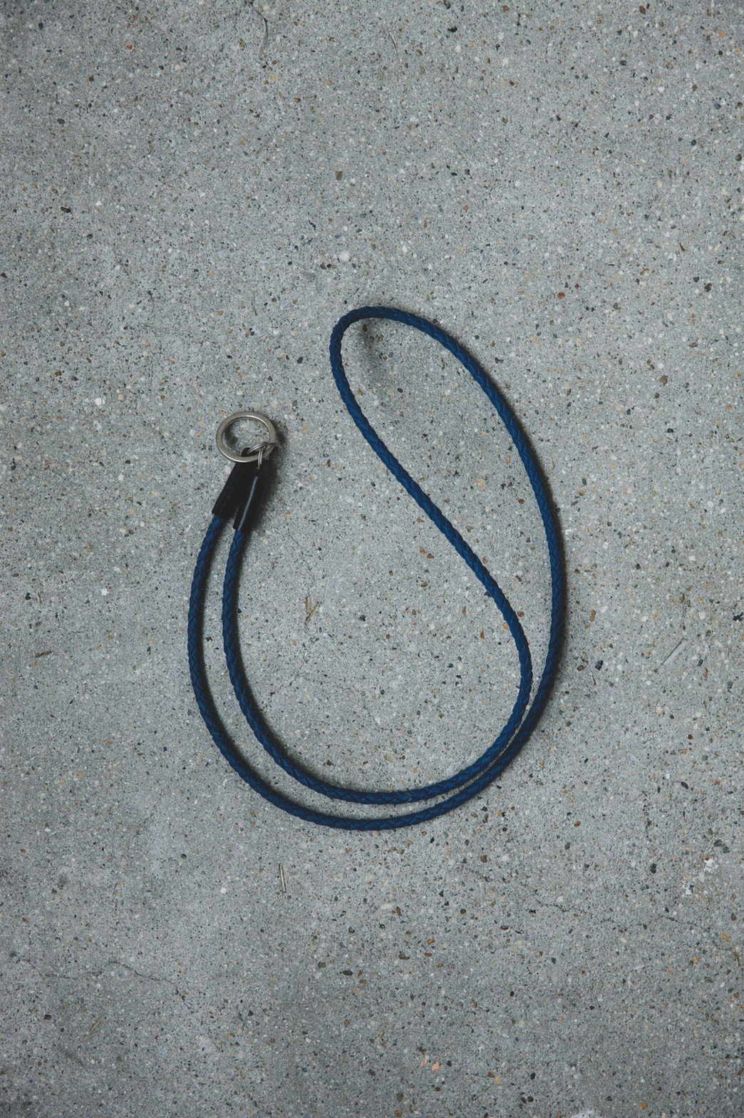 THISWAY / REFLCTION LEATHER STRAP BLUE