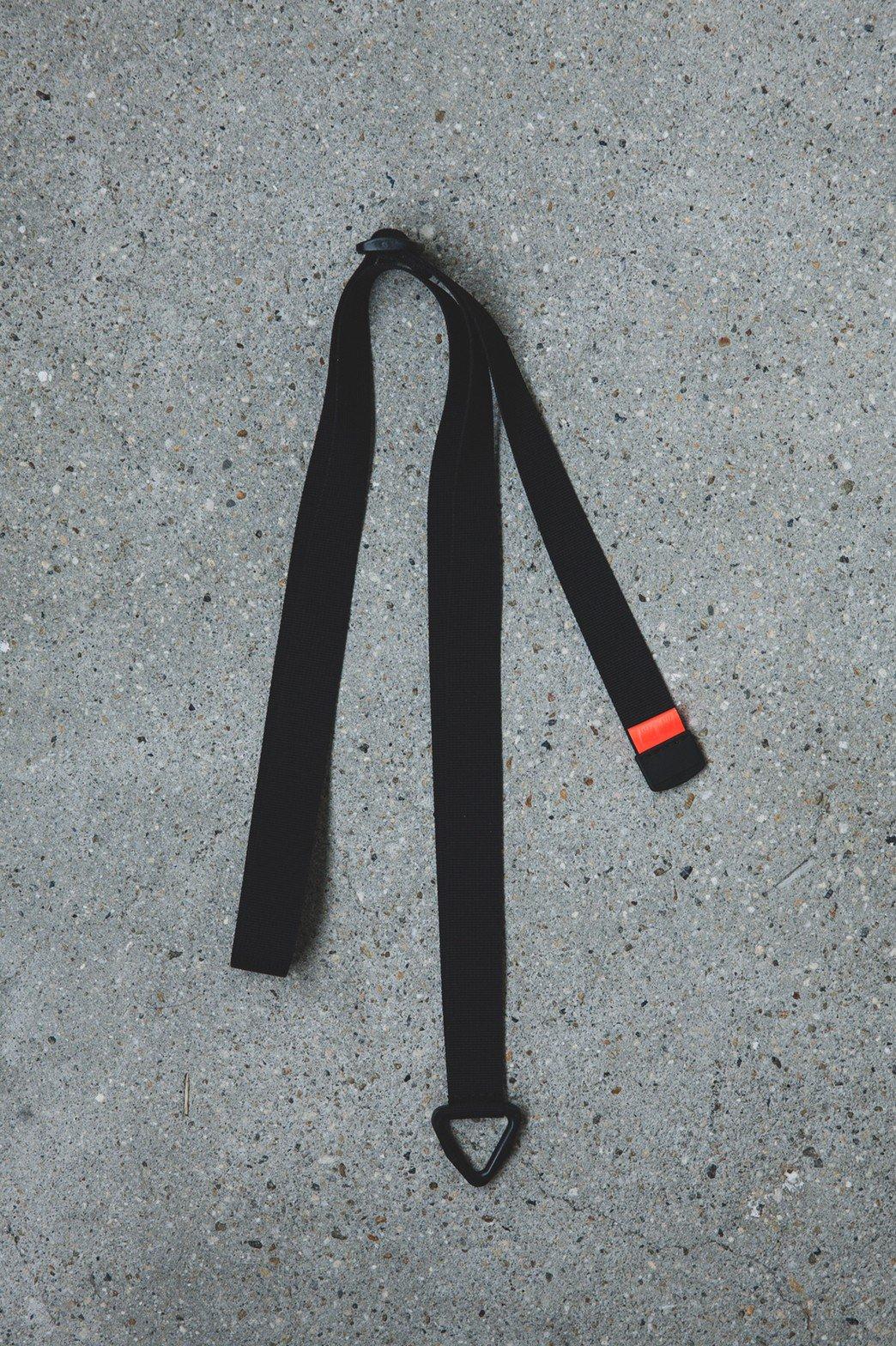 THISWAY / BASIC STRAP BLACK×PINK