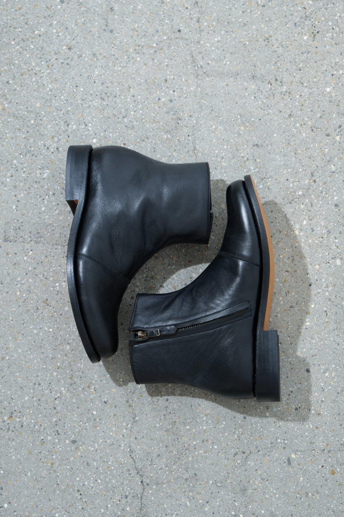 al's attire / Pantera Cow hide Boot Vol.2