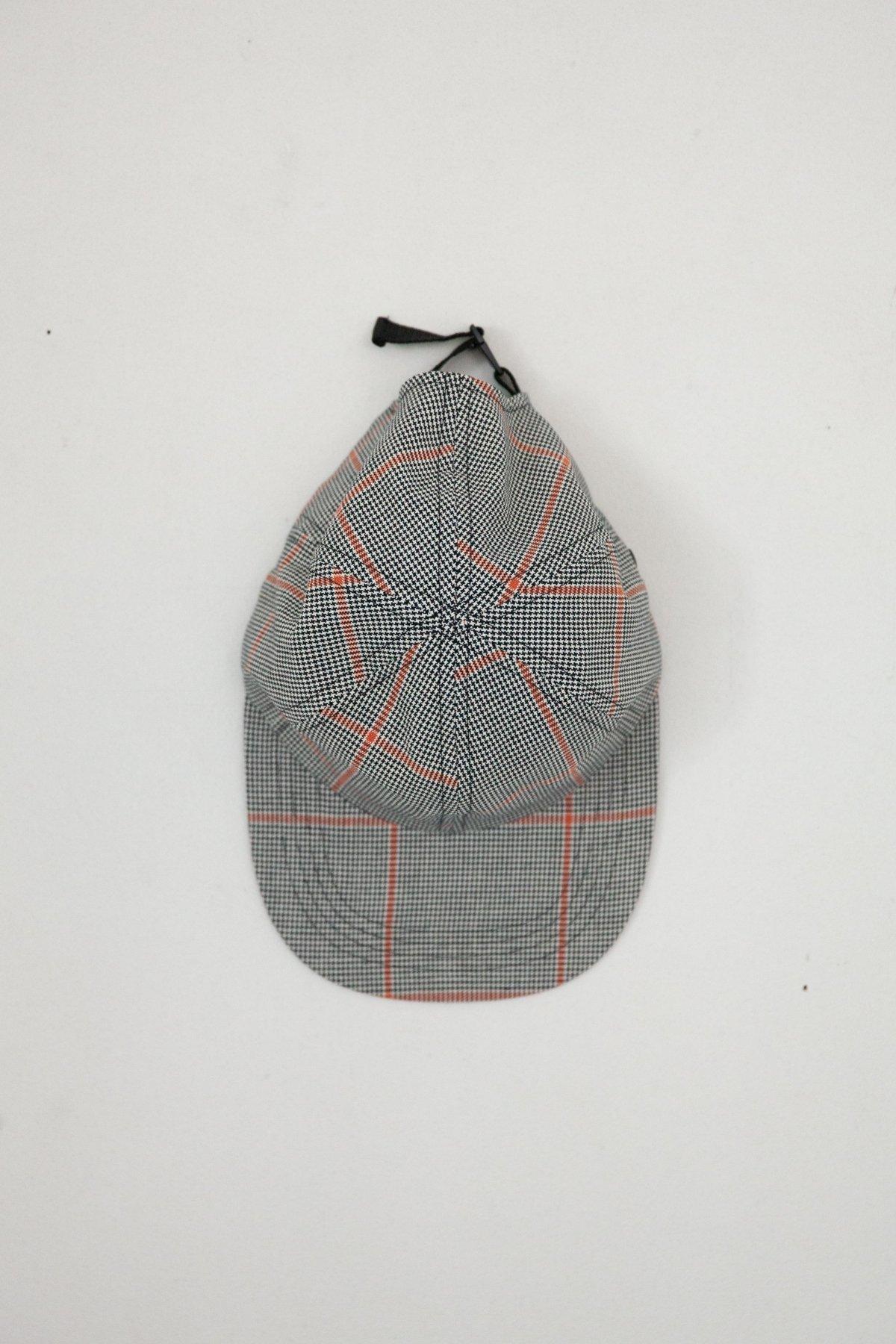 O- / PLAID CAP