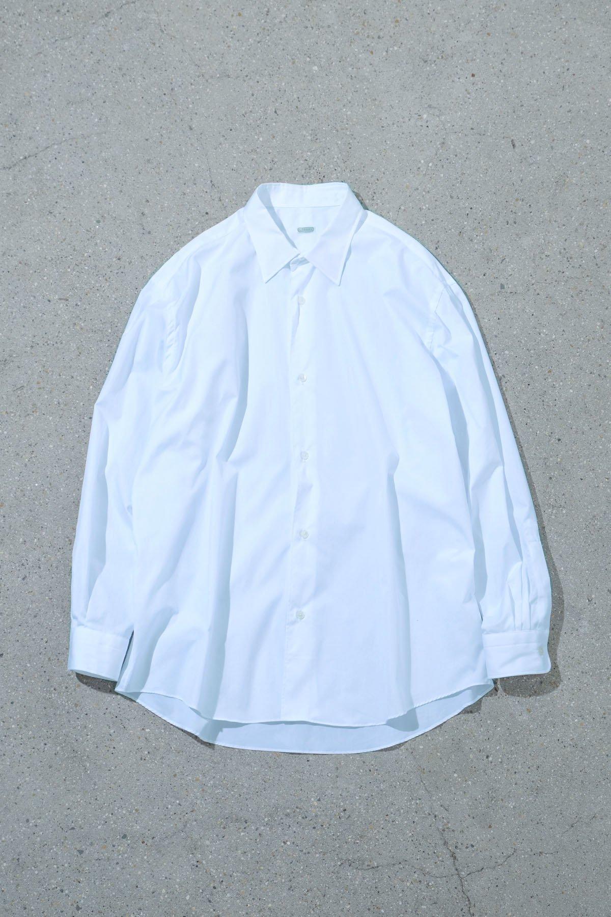 A.PRESSE / Regular Collar Shirt