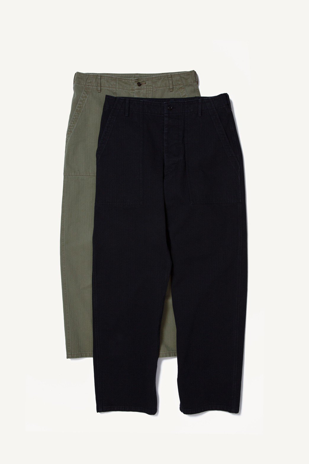 A.PRESSE / M-43 HBT Pants