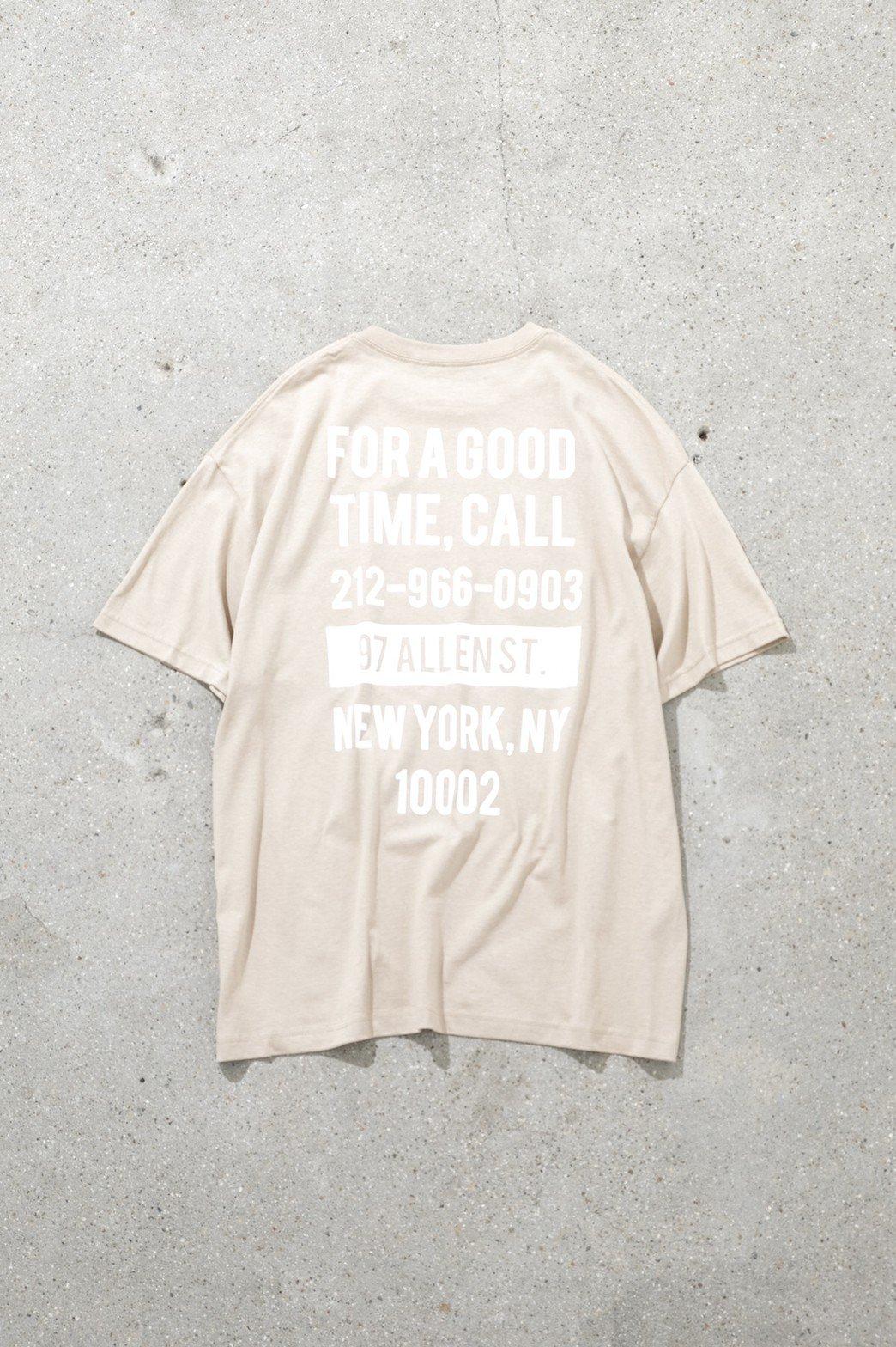 THE GOOD COMPANY / Good Time Tee