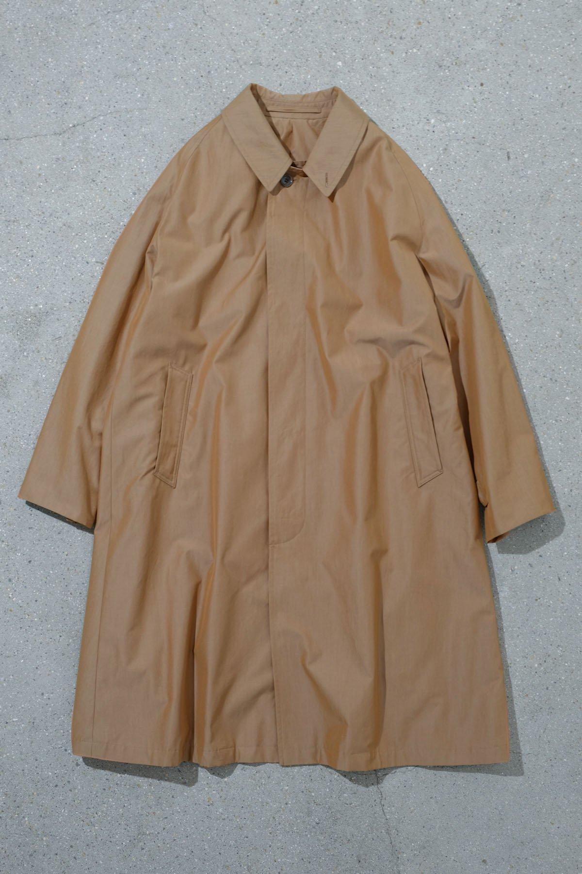 A.PRESSE / Balmacaan Coat