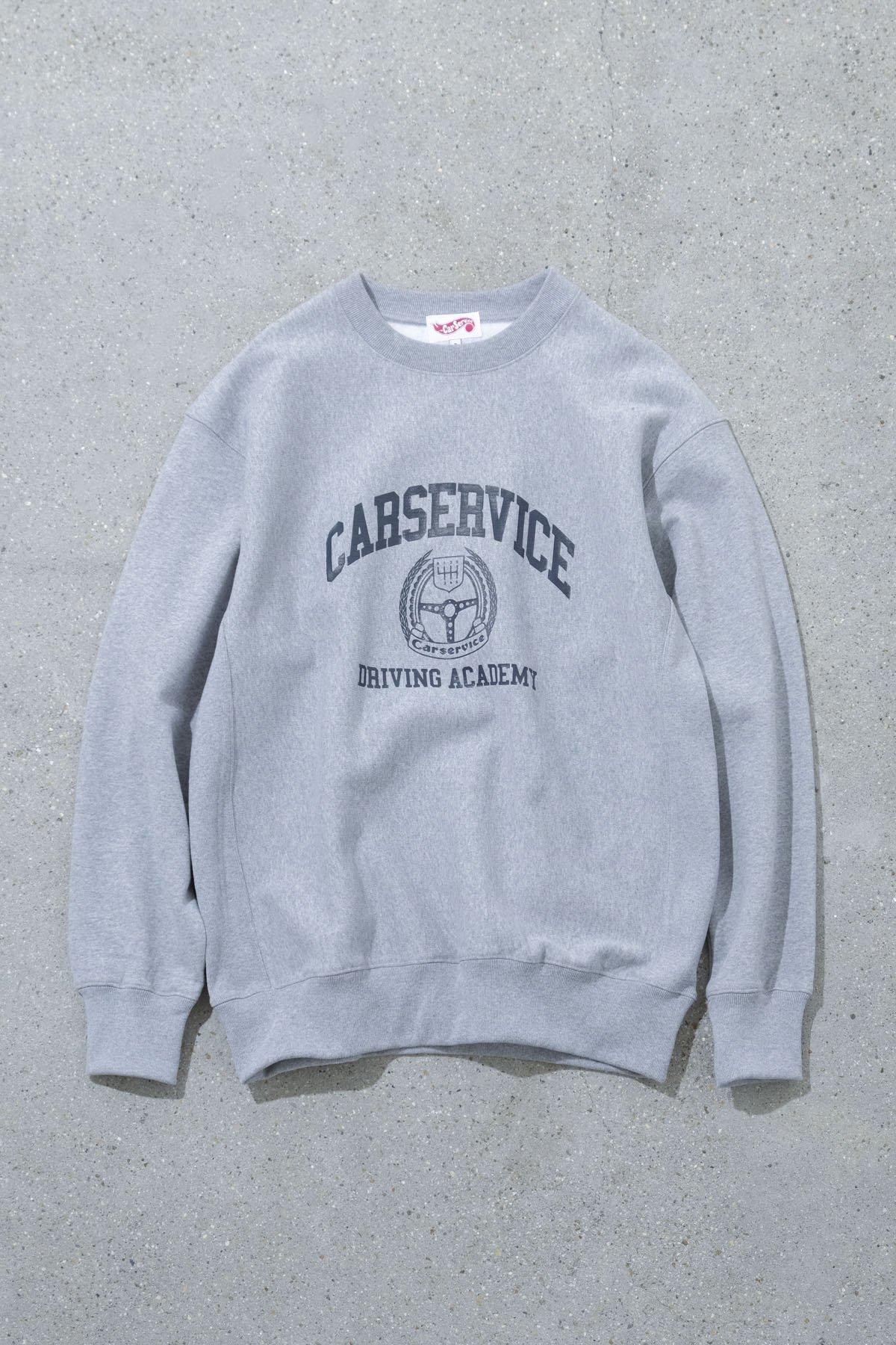 Carservice / CS College Logo Crewneck Sweat
