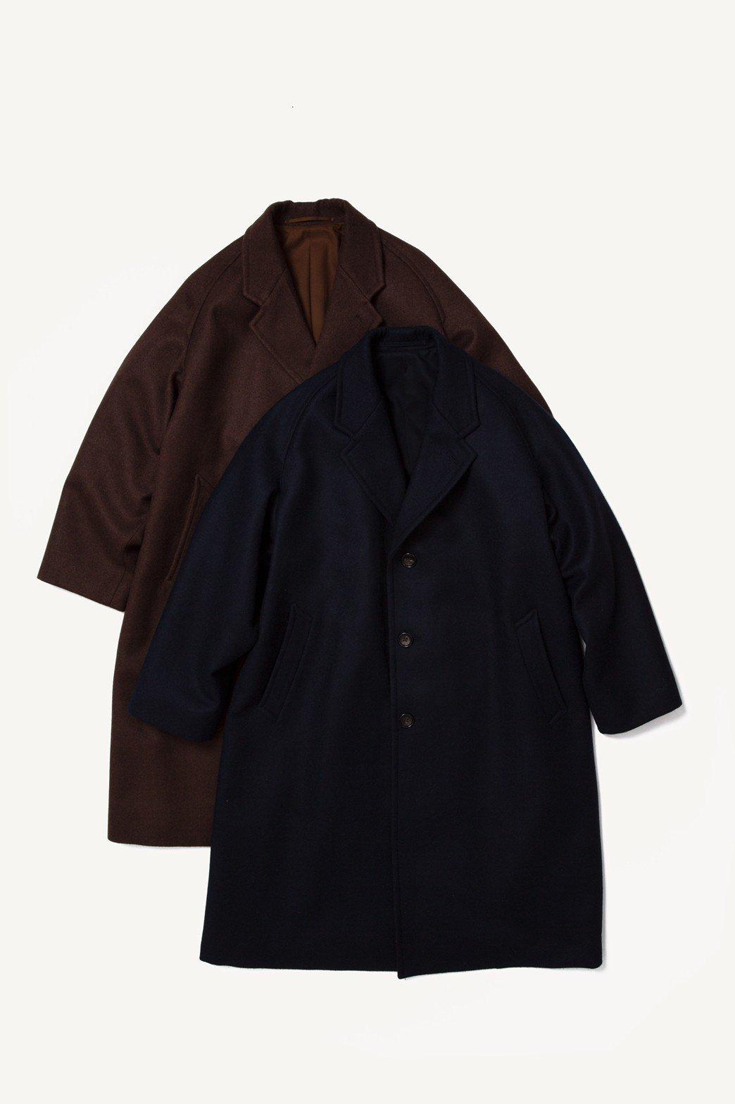 A.PRESSE / Chester Coat