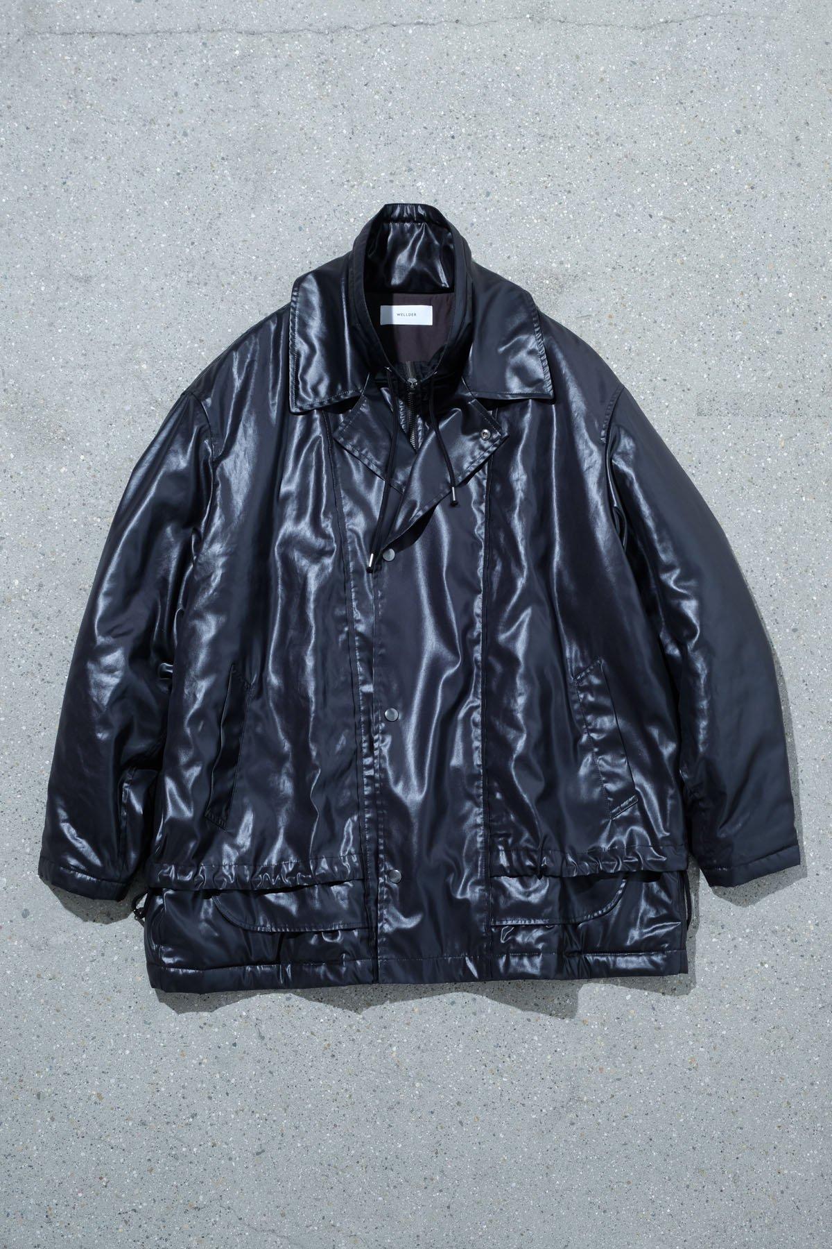 WELLDER / Layered Puffer Jacket