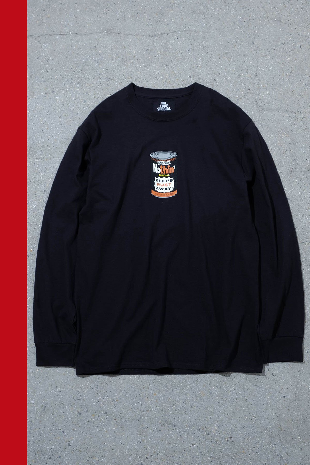 NOTHIN' SPECIAL / SPRAY CAN LONG SLEEVE