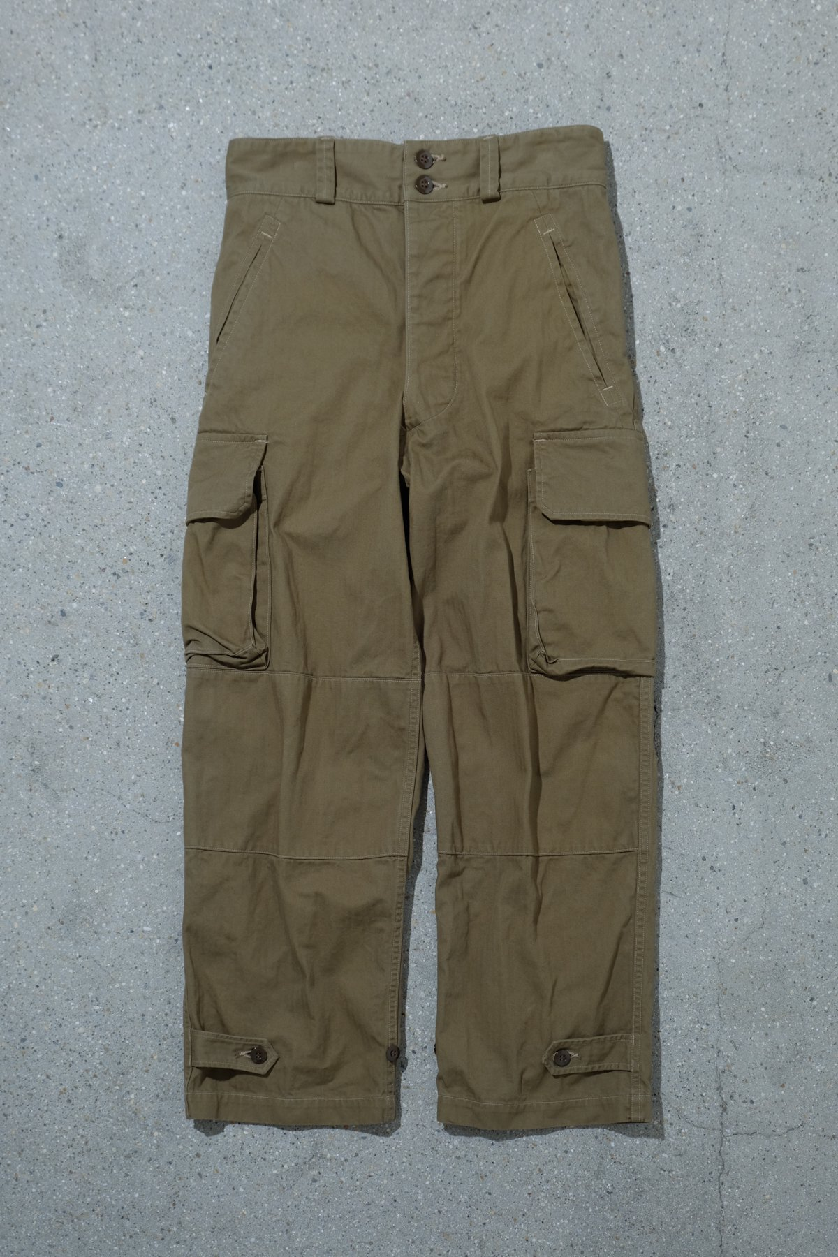 orslow / M-47 FRENCH ARMY CARGO PANTS