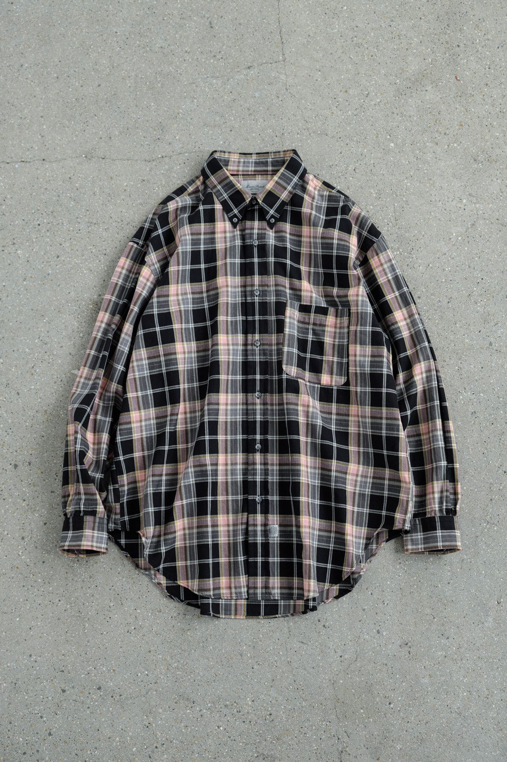 Marvine Pontiak Shirt Makers / B.D. SH