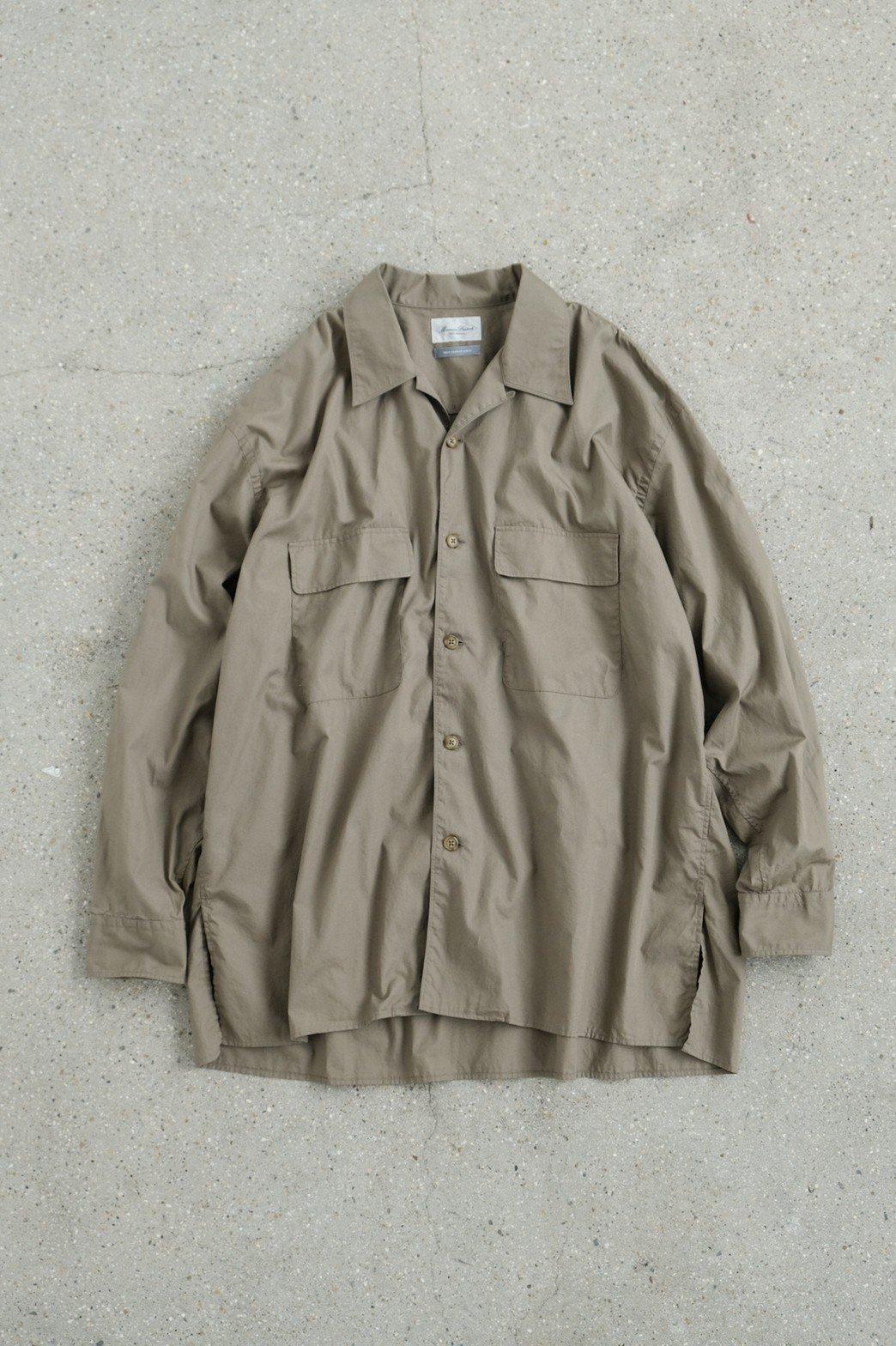 Marvine Pontiak Shirt Makers / Open Collar SH