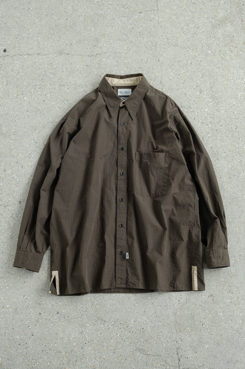 Marvine Pontiak Shirt Makers / Two Tone SH