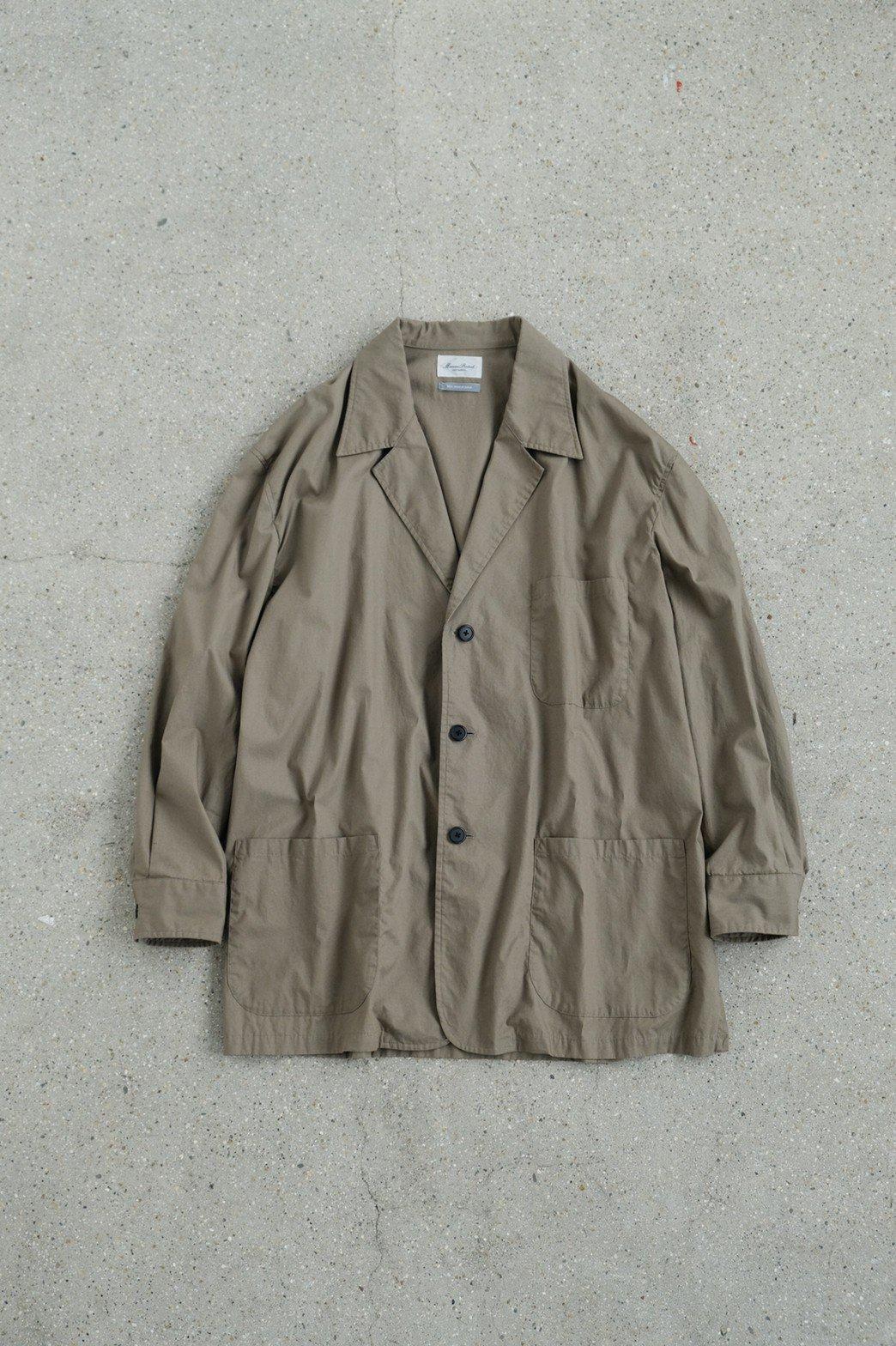 Marvine Pontiak Shirt Makers / 別注 3 Button Shirt JKT