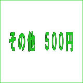 その他 500円