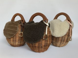 <img class='new_mark_img1' src='https://img.shop-pro.jp/img/new/icons1.gif' style='border:none;display:inline;margin:0px;padding:0px;width:auto;' />wood handle basket/eco fur cover