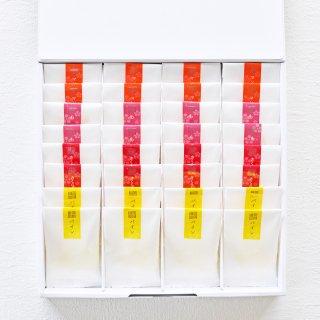 『夏ギフト』果樹園のそよかぜ 【国産フルーツ使用】4種32袋入